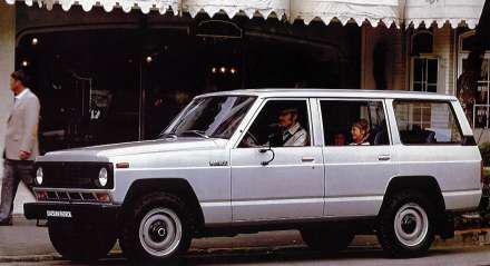 1983 Nissan Patrol (1983nissanpatrolstw)