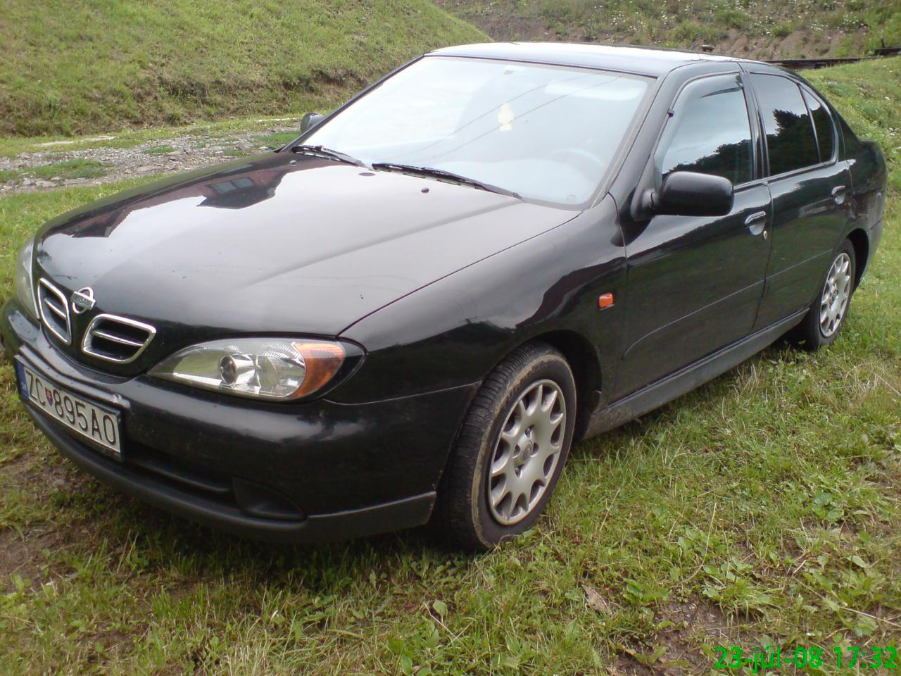 2000 nissan primera p11 generation 2 p11 2 0 120 cui diesel 66 kw. Black Bedroom Furniture Sets. Home Design Ideas