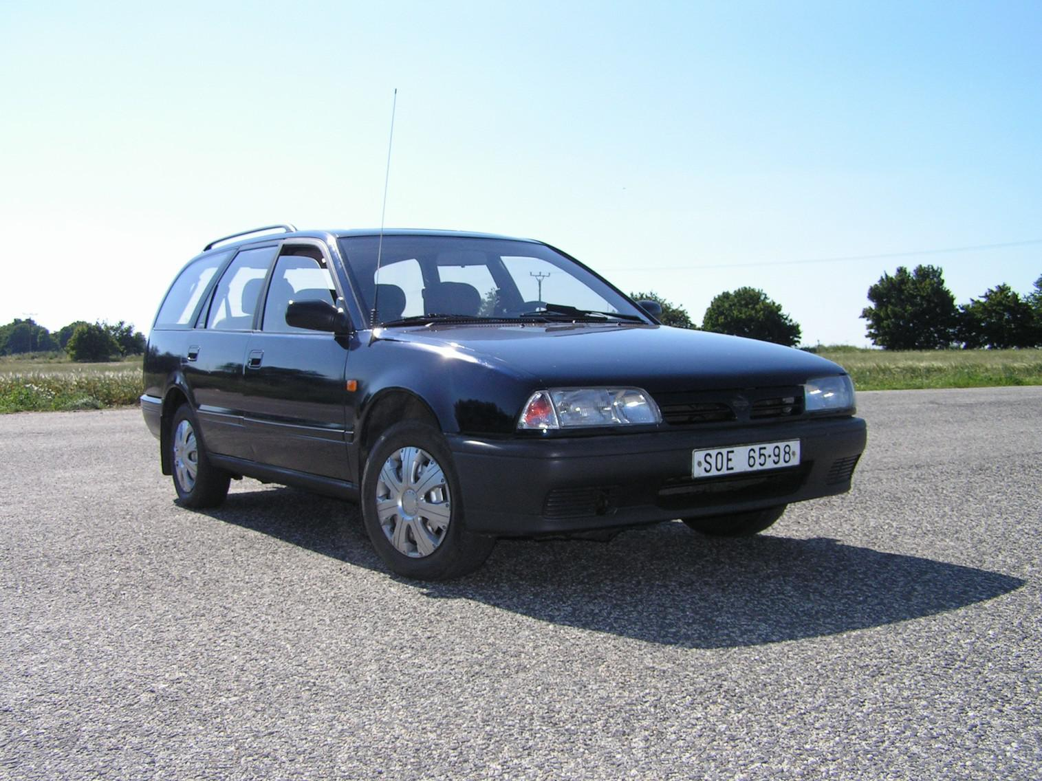 1993 nissan primera p10 generation 1 2 0 120 cui. Black Bedroom Furniture Sets. Home Design Ideas