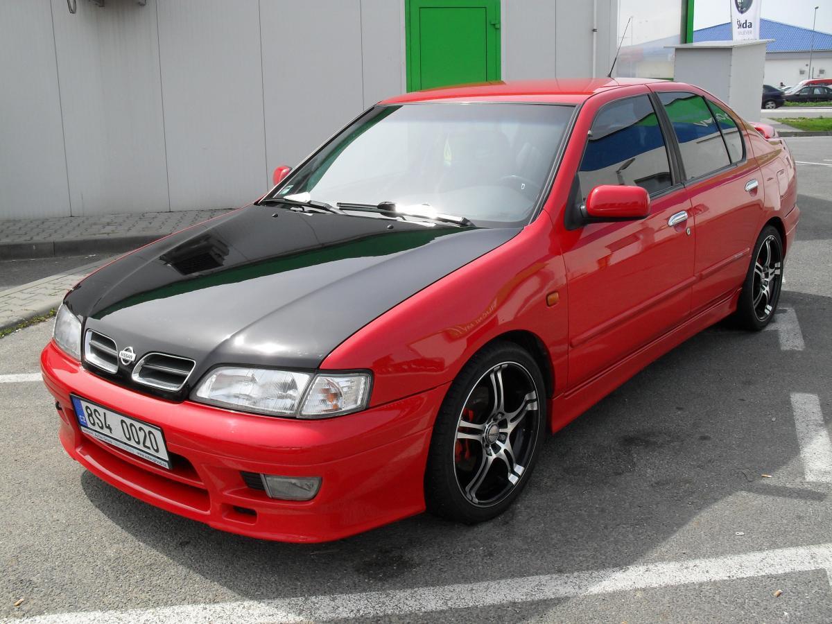 «Тюнинг Nissan Primera» коллекция пользователя anastasiafm
