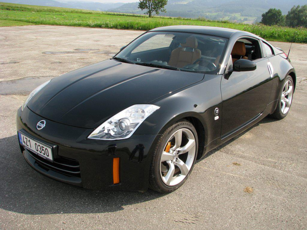 2006 nissan 350z z33 221 kw. Black Bedroom Furniture Sets. Home Design Ideas